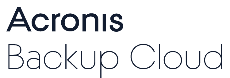 Acronis Cloud Backup per System Integrator