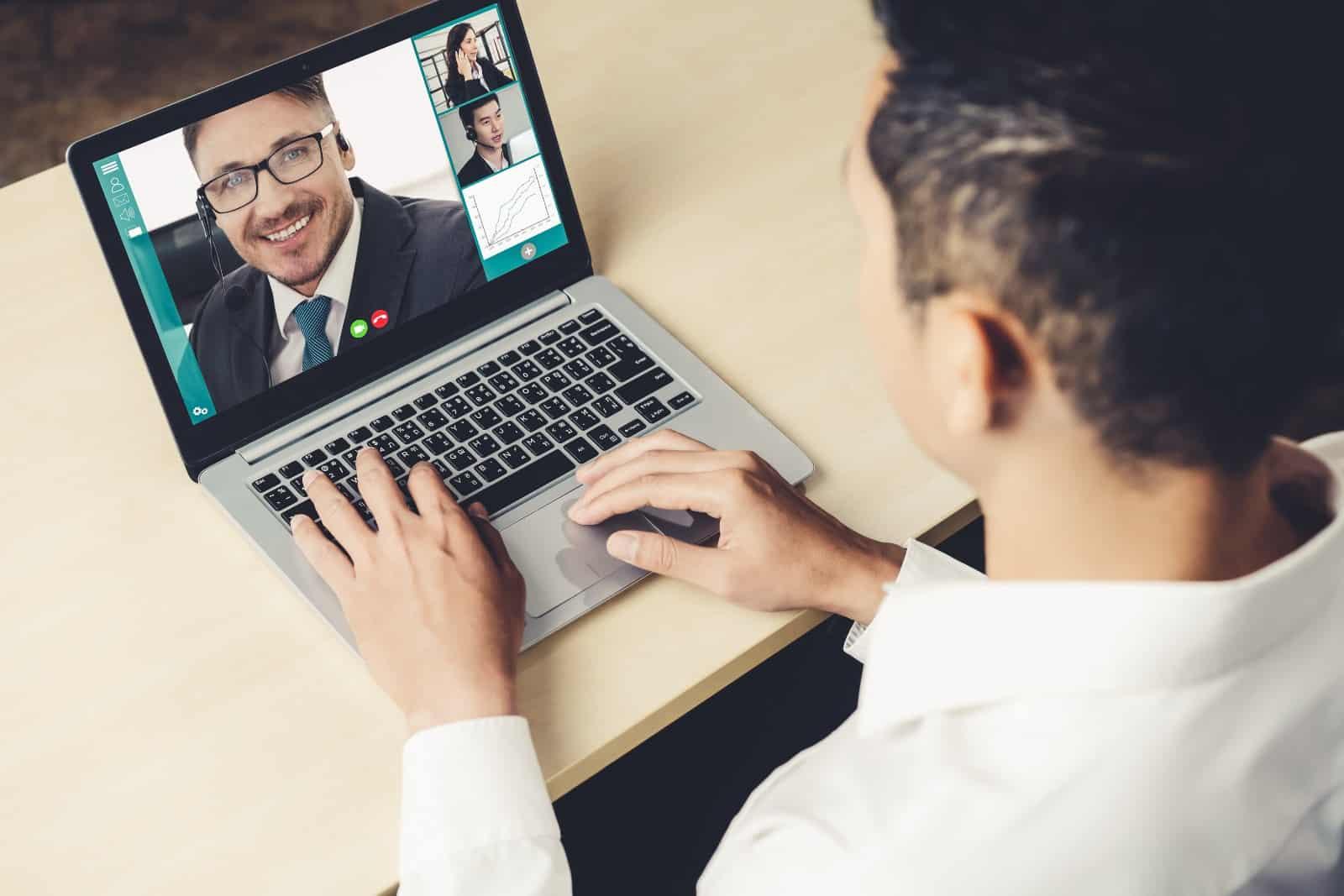 WebRTC per videoconferenze