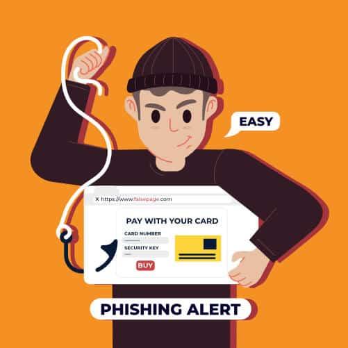 Attacchi phishing