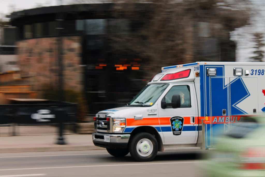ransomware critici ambulanza