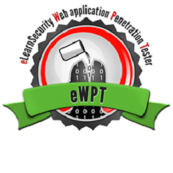 eLearnSecurity Web Application Penetration Tester