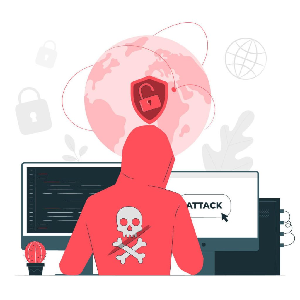 Ransomware and Nas: Attack