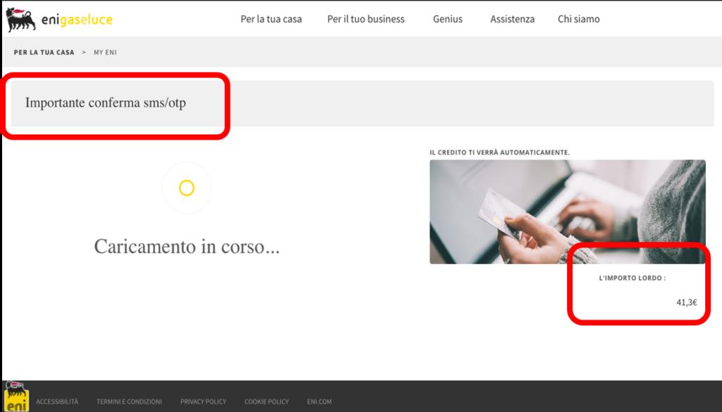 ENI Phishing Examples 2