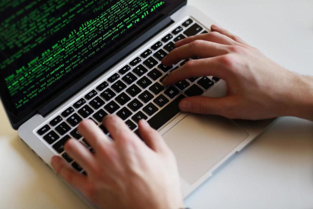 Advanced Persistent Threat Laptop