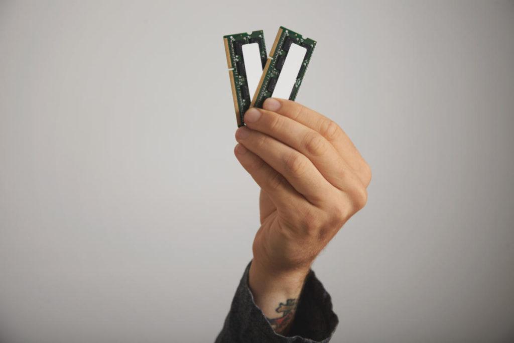 Air-Fi RAM