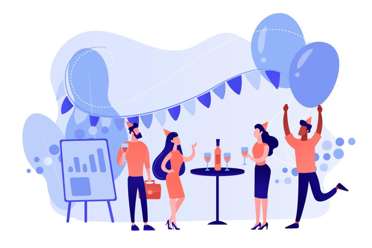 Anniversario aziendale