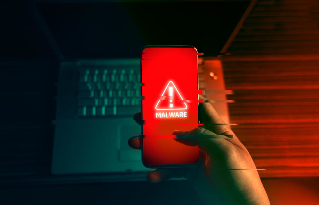 cyber threat malware